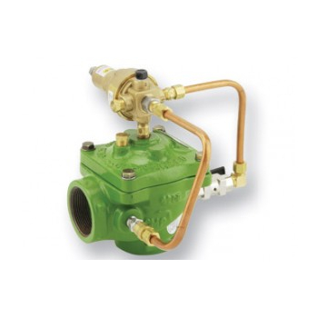 Válvula de alivio rápido de presión IR-43Q
