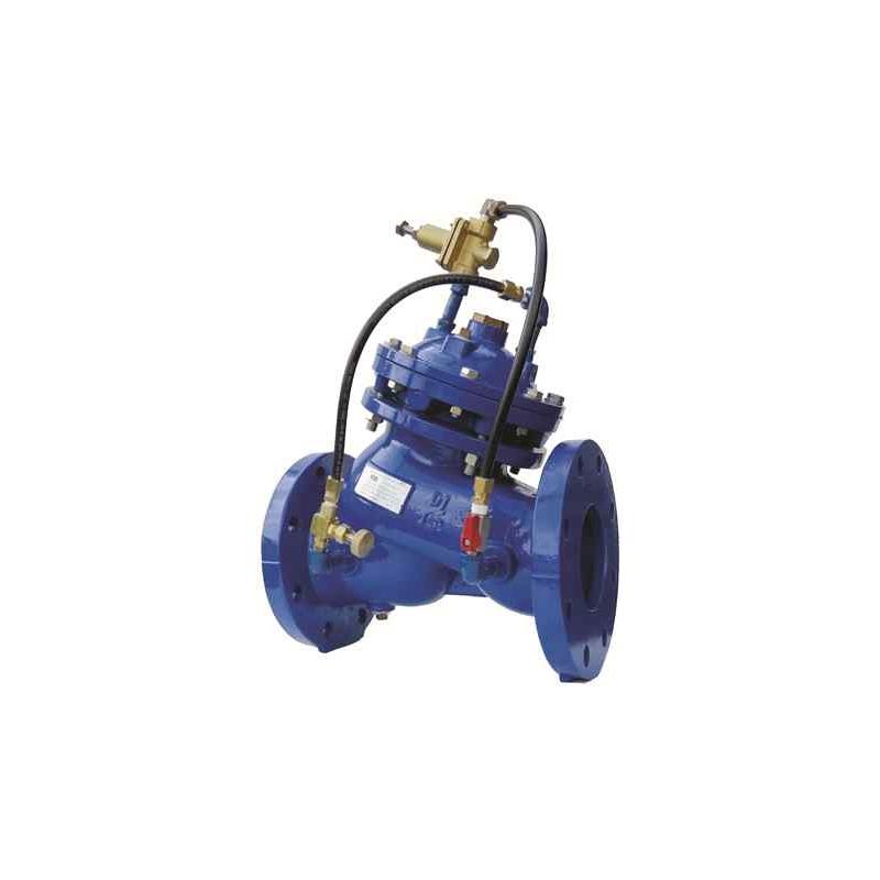 Válvula Reguladora de Presión RUD-SANTEK  D224RP