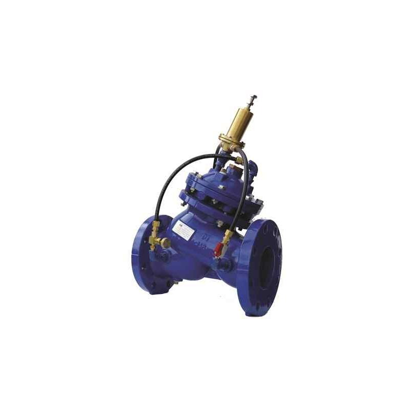 Válvula de Alivio de Presión RUD-SANTEK D224AP